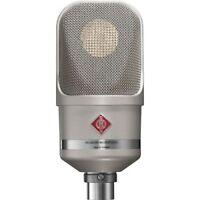 Neumann TLM 107 Multi-Pattern Large Diaphragm Condenser Microphone (Nickel) NEW!
