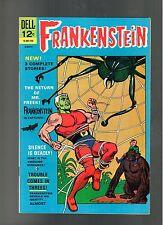 FRANKENSTEIN # 4    ( 1966 )   UNREAD!  NM!   DELL COMICS!  SHARP COPY!