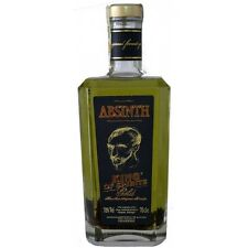 A gift certificate for Absinth King of Spirits GOLD 0,7l