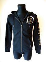 Harley Davidson Skull No.1 Damen Hoodie Pullover Pulli Kapuze schwarz 99241-19VW