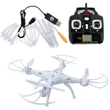 Brand New Syma X5S 2.4Ghz 4CH 6-Axis Gyro RC Quadcopter Drone W/ 2MP Games Stock