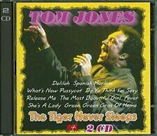 Tom Jones Tiger never sleeps  [2 CD]