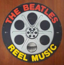 1982 CAPITOL Records * Original Album Promo Poster * The BEATLES * Reel Music