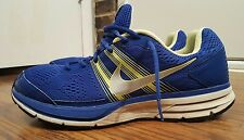 NIKE AIR PEGASUS 29, 524950 407, Men's Running Shoes, Blue, Size 13, Worn