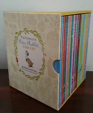 The Complete Peter Rabbit Library - Beatrix Potter