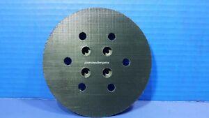 """Ridgid 305189001 Aftermarket 6"""" 6 Hole Hook & Loop Random Orbit Sander Pad"""