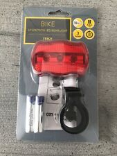 Bike 3 Function LED Rear Light - NEW