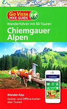 REISEFÜHRER Wanderführer Chiemgauer Alpen 2019/20, 60 Touren+ Wander App NEU