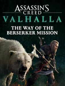 Assassins Creed Valhalla DLC Weg des Berserkers (NO GAME, for PS4, XBox, PC)
