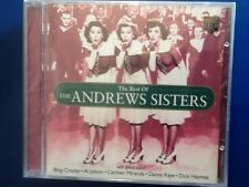 ANDREW. SISTERS.        BEST. OF. THE.  ANDREW. SISTERS.    EIGHTEEN. TRACKS.