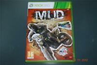 Mud FIM Motocross World Championship Xbox 360 UK PAL **FREE UK POSTAGE**