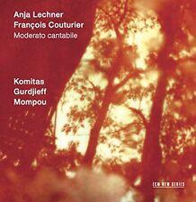 eorge I Gurdjieff - Moderato Cantabile  Komitas Gurdjieff and Mompou [CD]