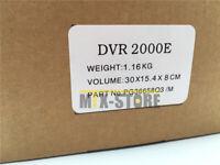 1pcs New Electric AVR Automatic Voltage Regulator For Marathon DVR DVR2000E