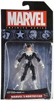 "100% Hasbro Marvel Avengers Infinite Series 3.75"" W3R2/15 Northstar"