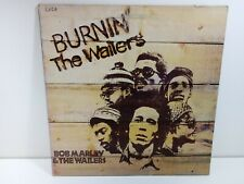 BOB MARLEY BURNIN   DISCO  33 GIRI VINILE LP