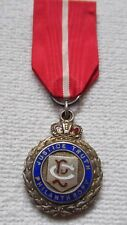 """Freemason Bijou Medal with """" Justice Truth Philanthropy """" 1939 Silver a Band"""