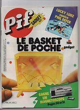 PIF GADGET n°627 - Mars 1981 - Etat neuf sans le gadget.