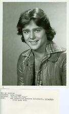 GREG EVIGAN PORTRAIT BJ AND THE BEAR 1979 NBC TV PHOTO