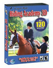 Jump and Ride: Riding Academy 3D ( PC GAME ) NEW SEALED