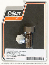 """Harley Tap Kit with Plug 9/16""""-18 Thread Colony 7502-2"""