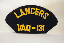 2 US Navy Lancers VAQ-131 Patches Patch Plane Airplane