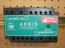 TYCOR AEGIS AGS-120-3-X TRANSIENT NOISE FILTER 120V 3amps 50/60Hz