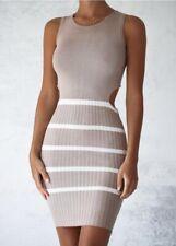 Women's ANGEL BIBA Bodycon Dress, Size UK8, EU36