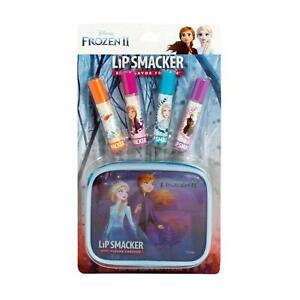Lip Smacker Holiday 2019 4 Piece Frozen II Lip Gloss Set