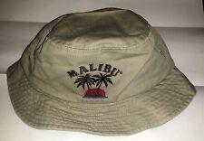 MALIBU RUM Bucket Hat cap, embroidered BRAND NEW!!!!  1SFA, I Gear