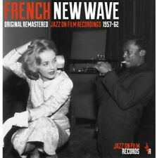Vol. 3-French New Wave (Jazz On) - 5 DISC SET - French New Wave  (2013, CD NEUF)
