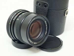 Rollei Rolleinar-MC 85mm F2.8 Lens for 35mm 3003, SL 2000 SLR etc.Stock No c1348