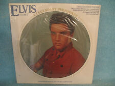 Elvis Presley, Elvis Volume 3 A Legendary Performer, RCA, Picture Disc, SEALED