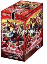"""Yu-Gi-Oh Card """"Secrets of Eternity"""" Booster box(40Packs) / Korean"""