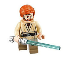 LEGO STAR WARS MINIFIGURE OBI-WAN KENOBI WITH HEADSET 75135