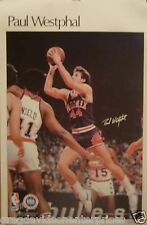 Paul Westphal 23x35 NBA SI Poster 1979 Phoenix Suns