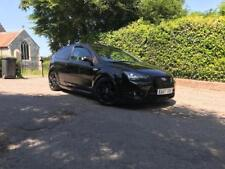 2007 Ford Focus ST 3 2.5 Turbo in Black with Black Leather - Long MOT