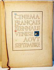 LIVRE d ' OR - 1948 - Biennale de Venise  - RARE  - 40 pages