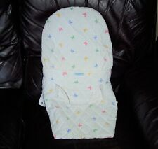 Flaw Vintage 90's Summer Playtime Baby Bouncer Seat Replacement Cover