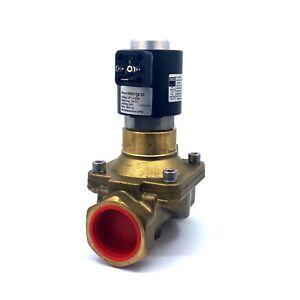 GSR K0513210 Servogesteuertes Magnetventil