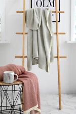 Warm Knitted Cotton Throw Thread Blanket Sofa Office Nap Blankets