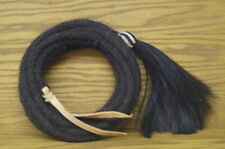 Vintage * Black * Horse Hair * Mecarte * Rope