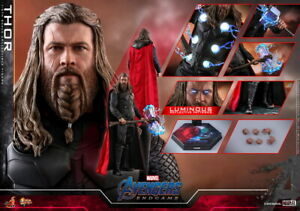 Hot Toys MMS557 1/6th scale New Thor Avengers Endgame Collectible Figure