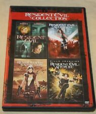 DVD The 4 Movie Resident Evil Collection