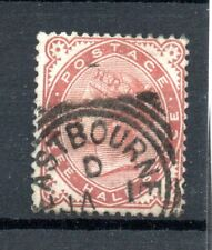 Gb Victoria Fine Used Sg167 11/2d Brown mark as scan