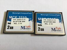 2pcs 2gb Memo Industrial Compactflash CFI memory card CF Routers,servers cameras