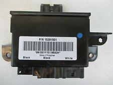 Genuine OEM GM 15281501 LIFTGATE CONTROL MODULE ECM LIFT GATE ELECTRONIC