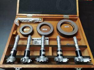 Mitutoyo Holtest Inside Micrometer Set 50-100 mm