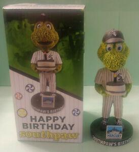 Chicago White Sox 2017 Southpaw Birthday Mascot Bobblehead SGA Free Shipping