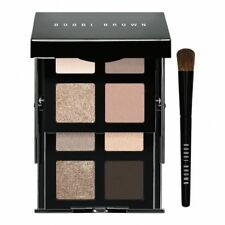 BOBBI BROWN Sandy Nude Eyeshadow Palette w/ Brush Limited Edition NEW Retail $65