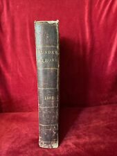 Sunday at Home 1889 Beautiful Illustrated Bound Book by Religious Tract Society